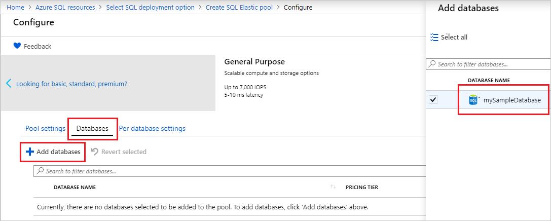 azure sql database tutorial