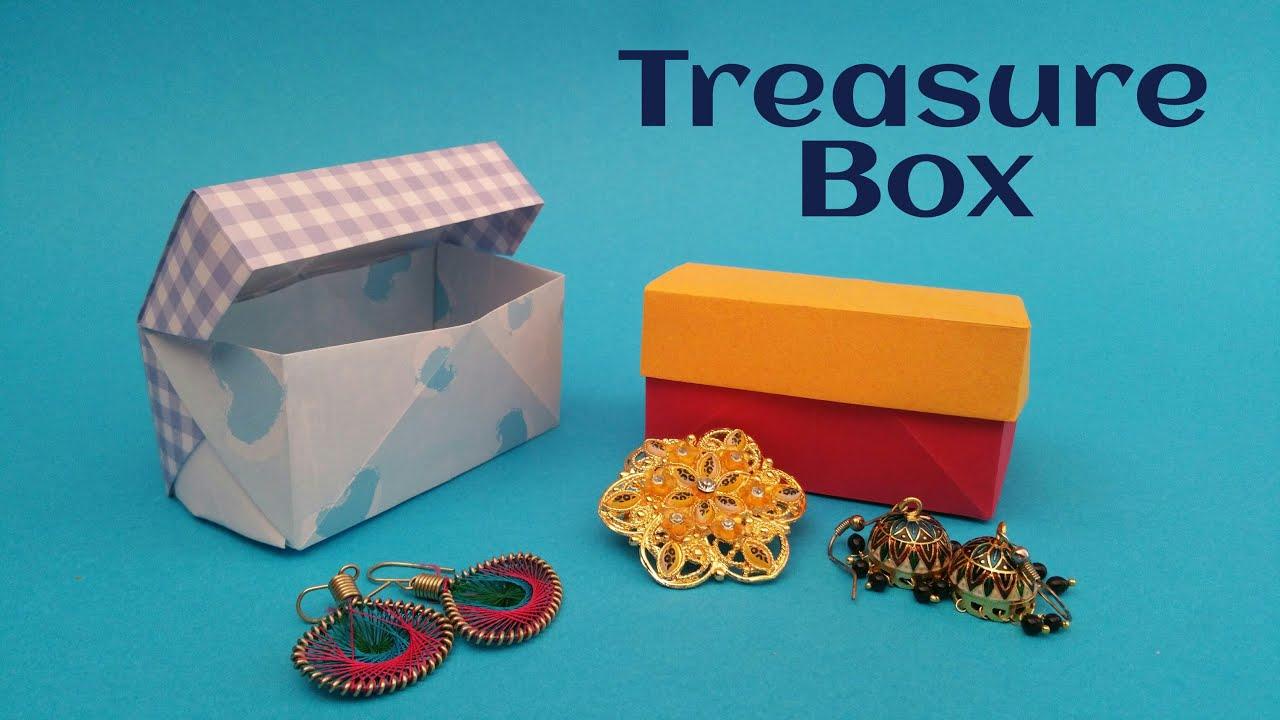 handmade gift box tutorial