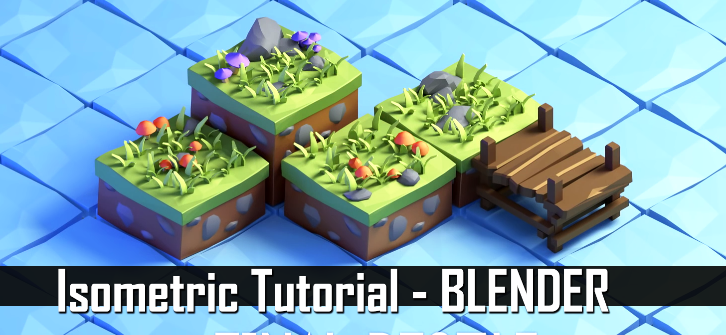 blender 3d game tutorial