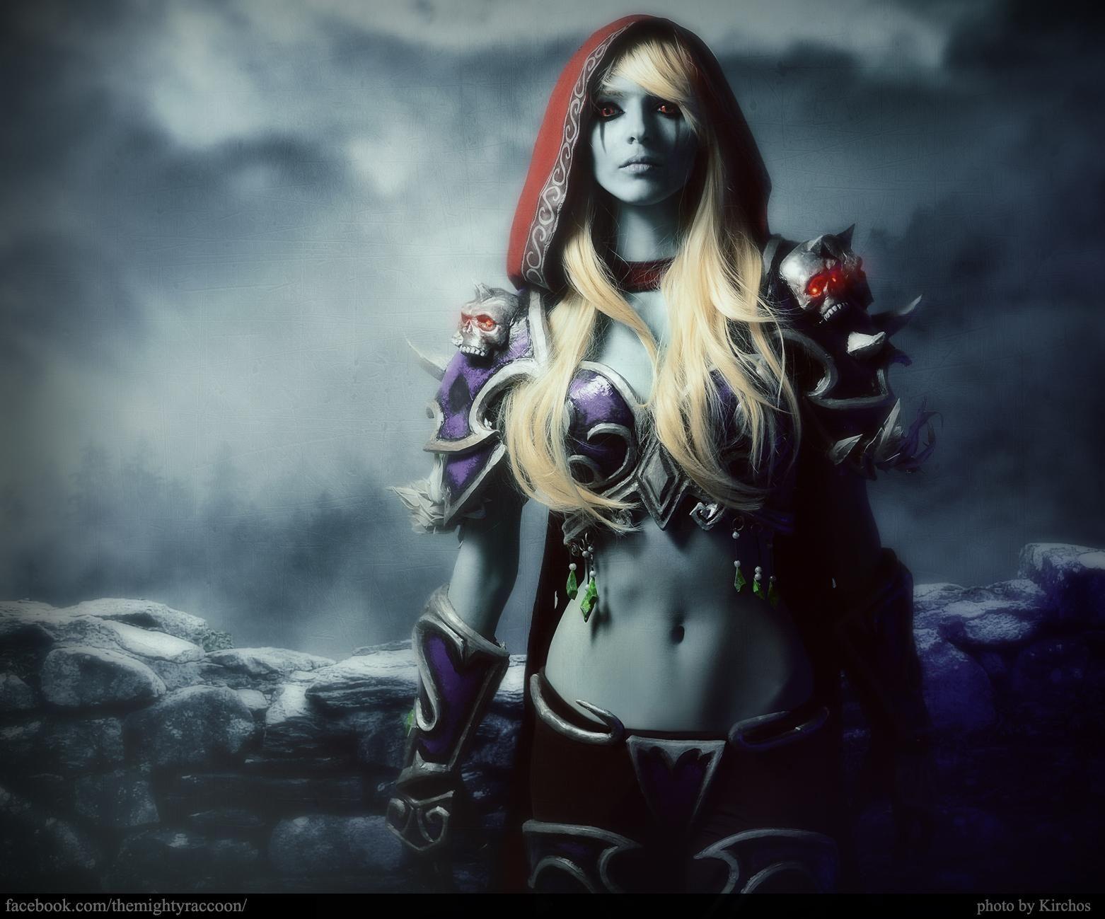 sylvanas windrunner cosplay tutorial
