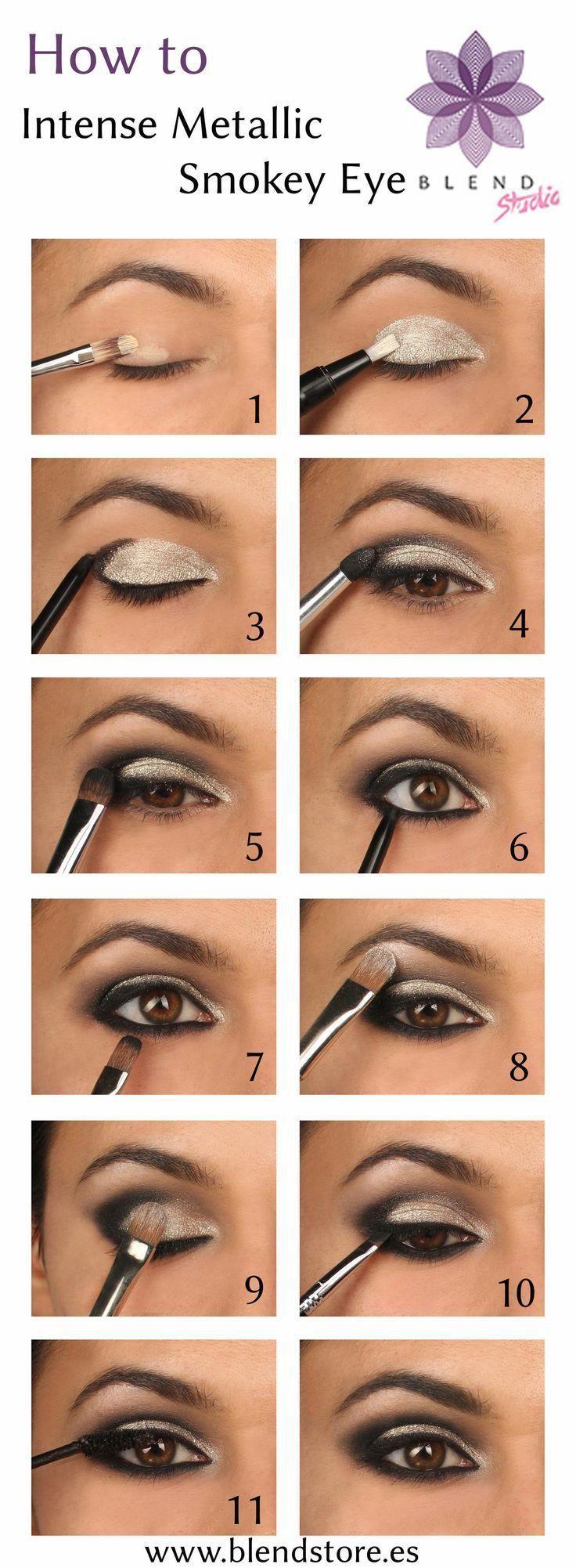 best smokey eye tutorial