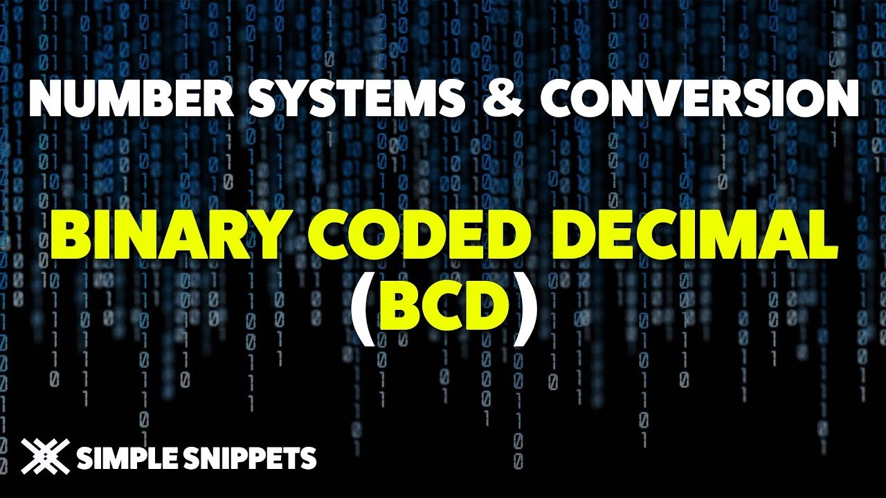 binary to decimal tutorial