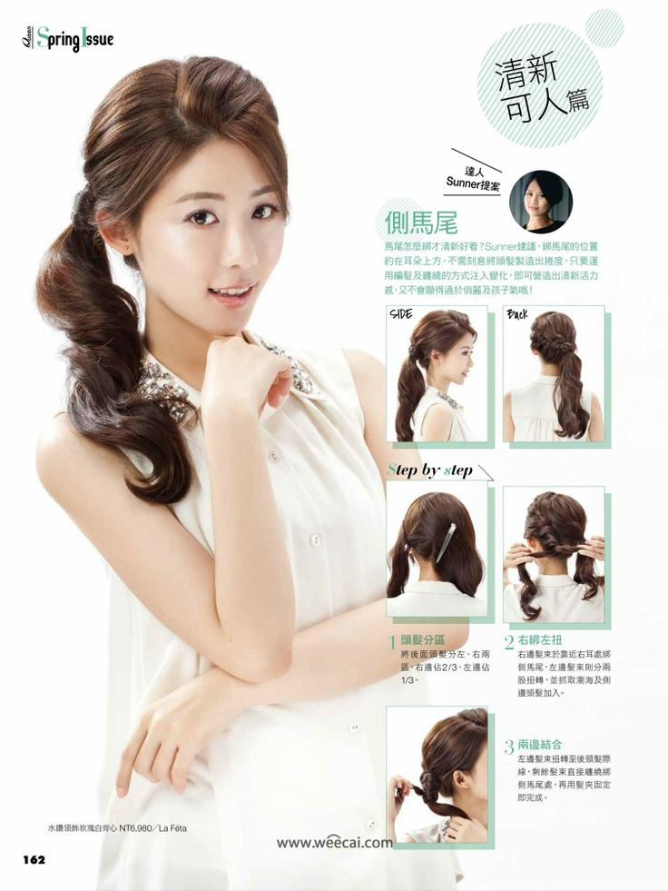 korean hairstyle tutorial guys