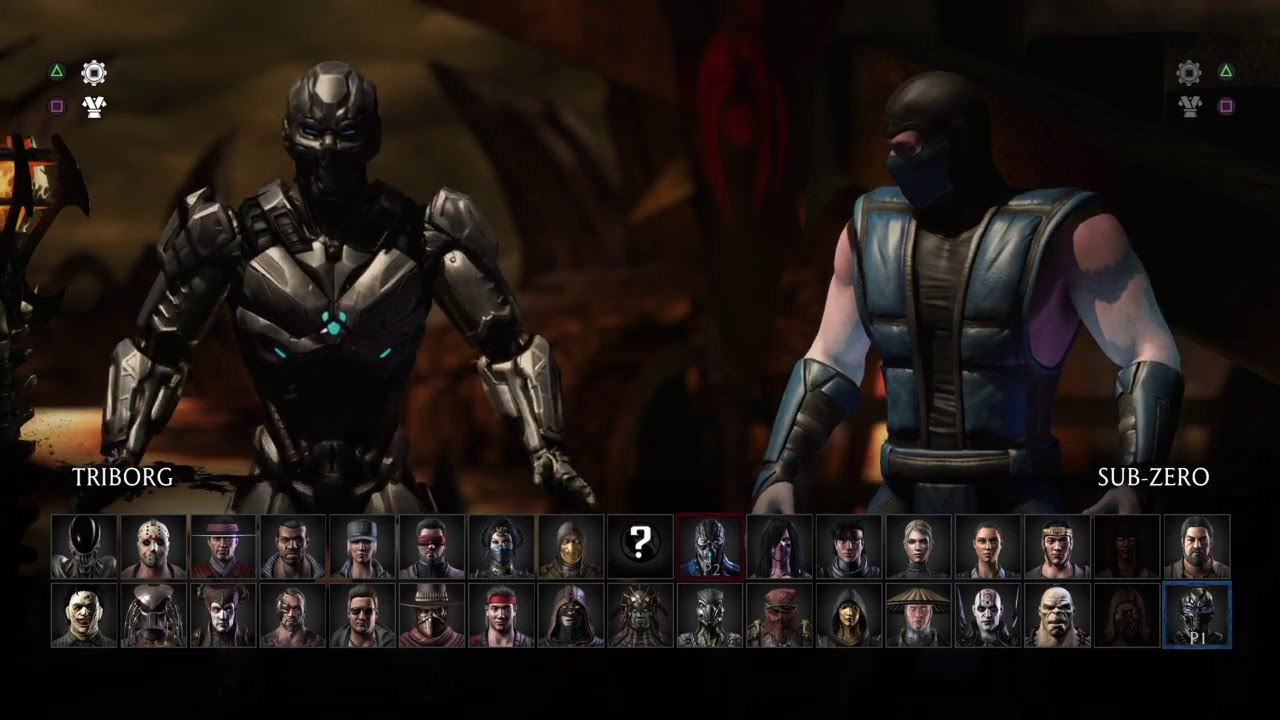 mortal kombat x in game tutorial