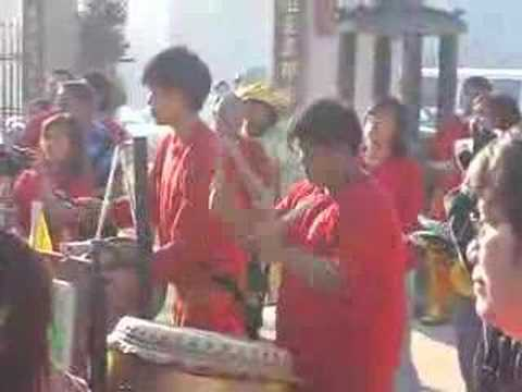 lion dance drumming tutorial