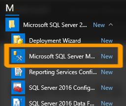 ms sql server management studio tutorial