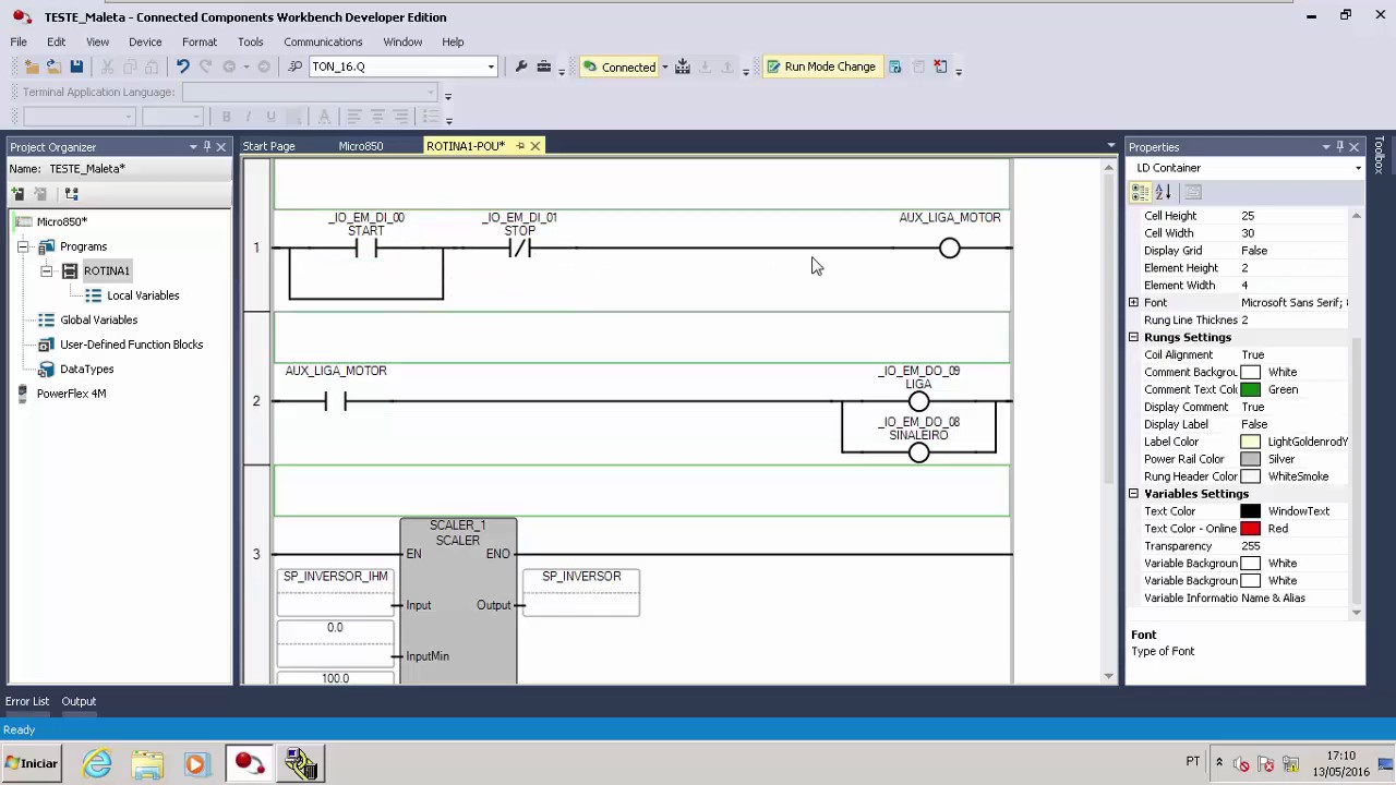 connected components workbench tutorial