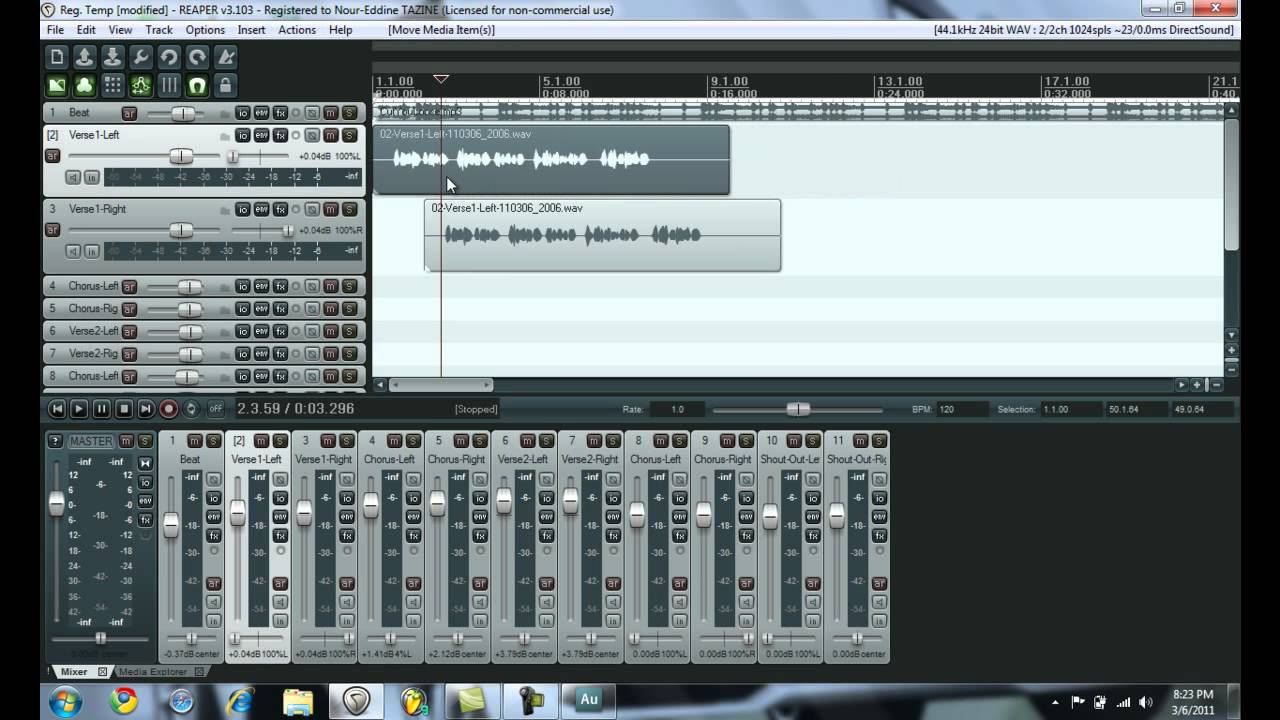 mixing and mastering tutorial