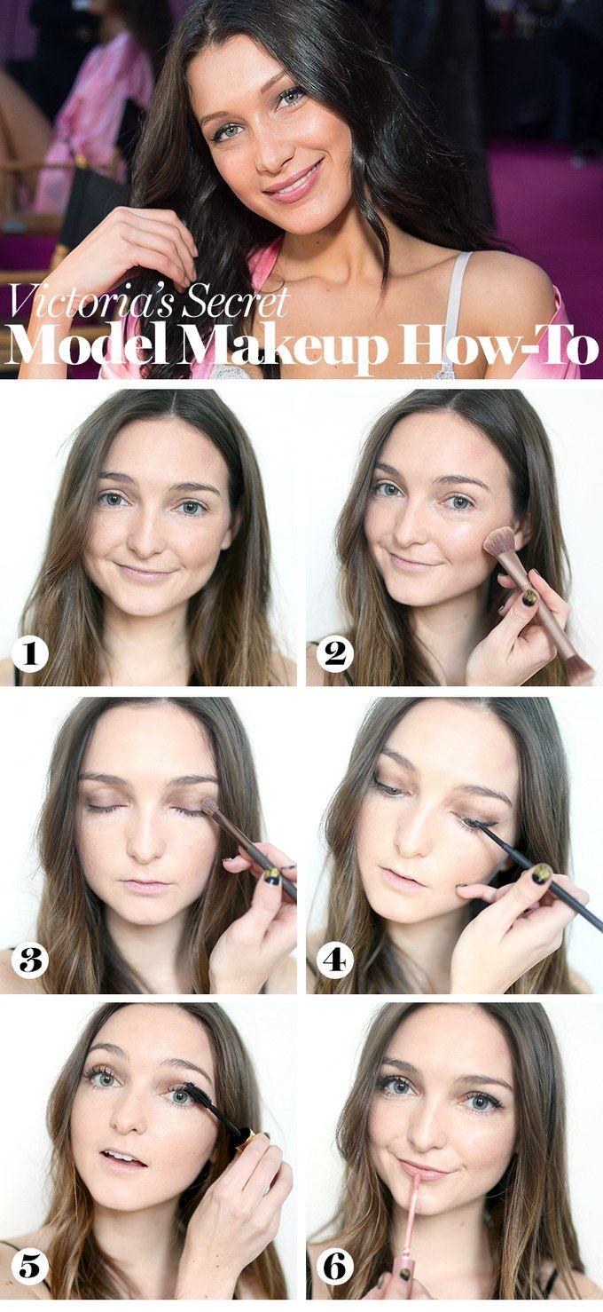 victoria secret eyeshadow tutorial