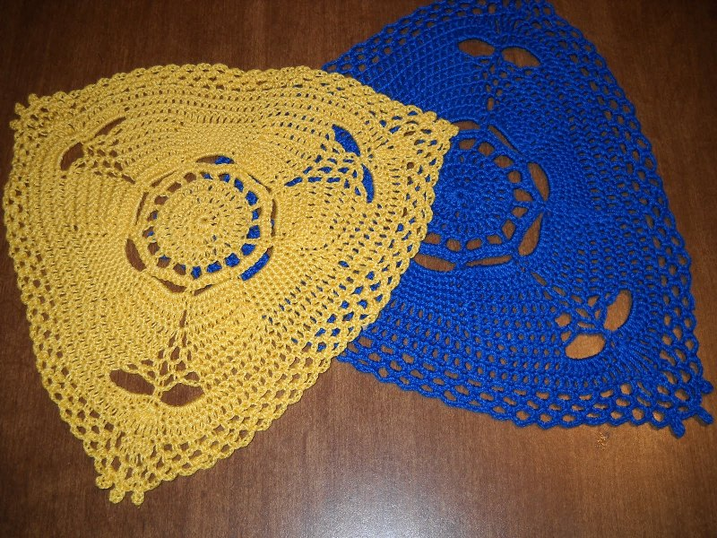 crochet how to crochet doily tutorial