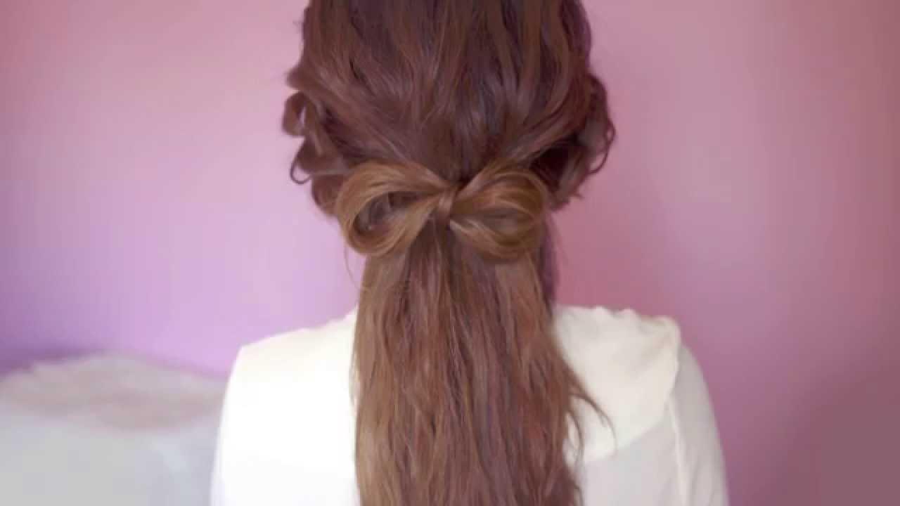 hair bow tutorial youtube