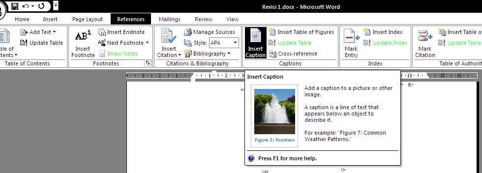 microsoft word 7 tutorial