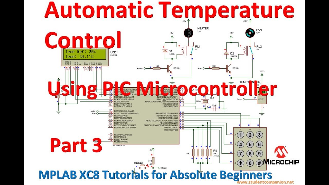 mplab tutorial for beginners