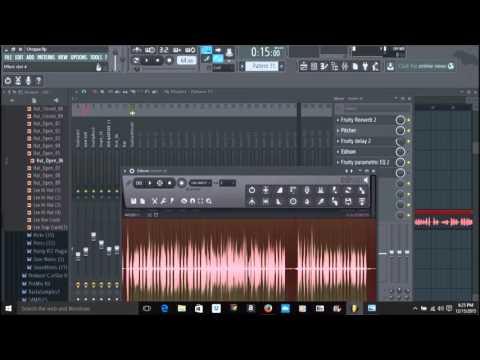 fl studio hip hop tutorial pdf