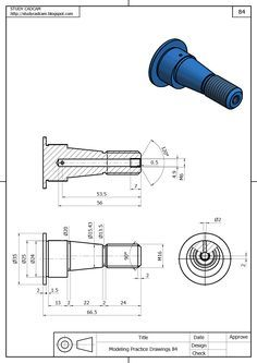 autocad tutorial for mechanical engineering pdf