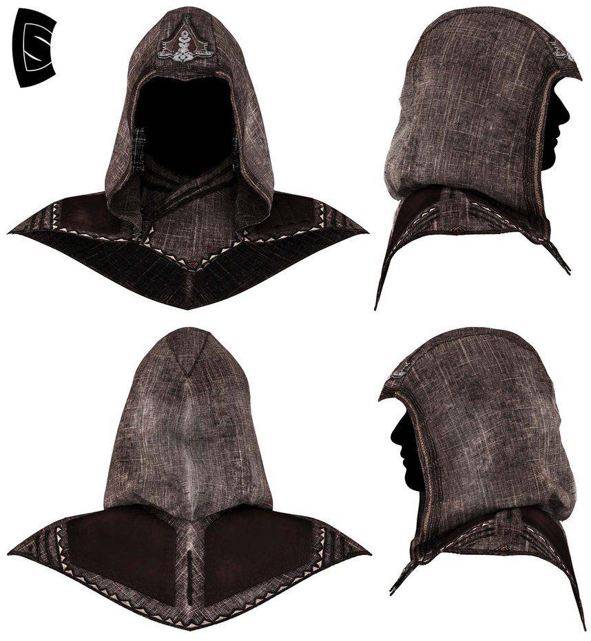 assassins creed costume tutorial