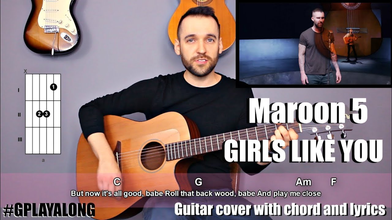 with you guitar tutorial