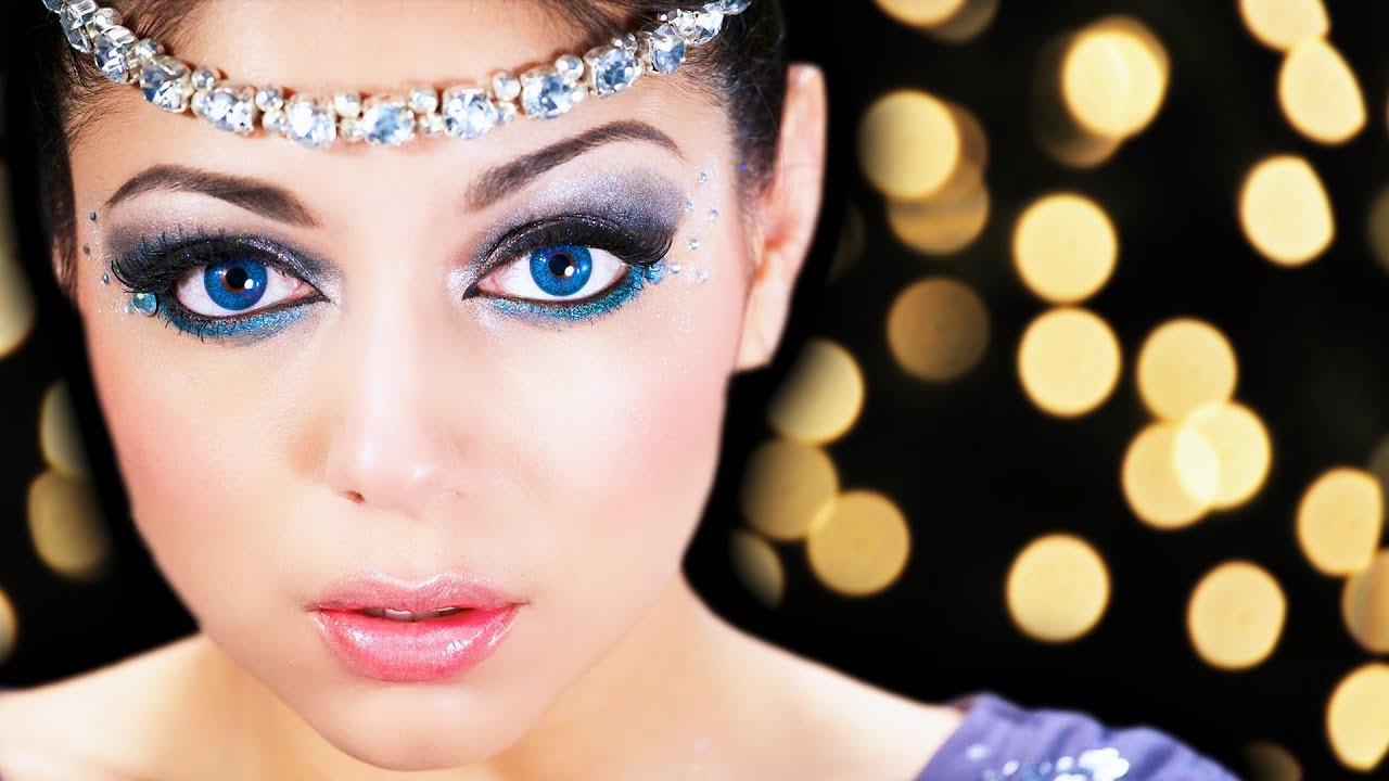 glam fairy makeup tutorial