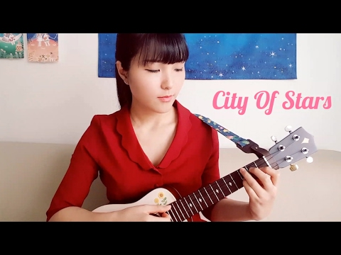 city of stars ukulele tutorial