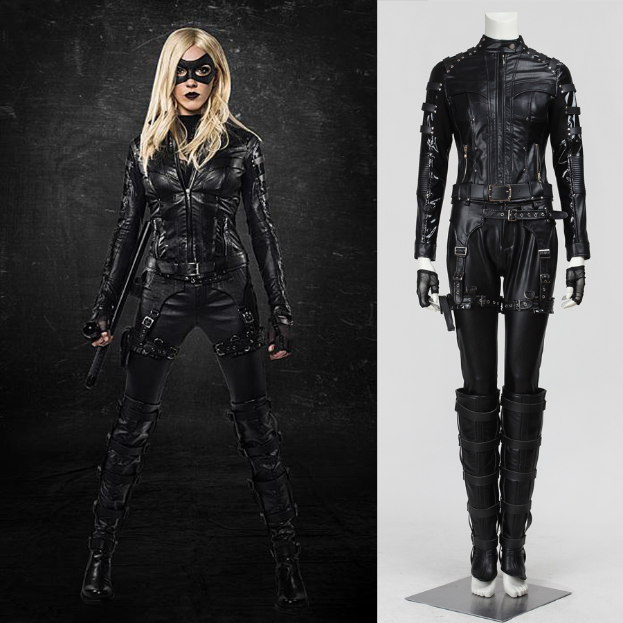 black canary cosplay tutorial