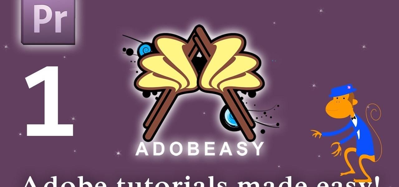 adobe premiere video effects tutorial