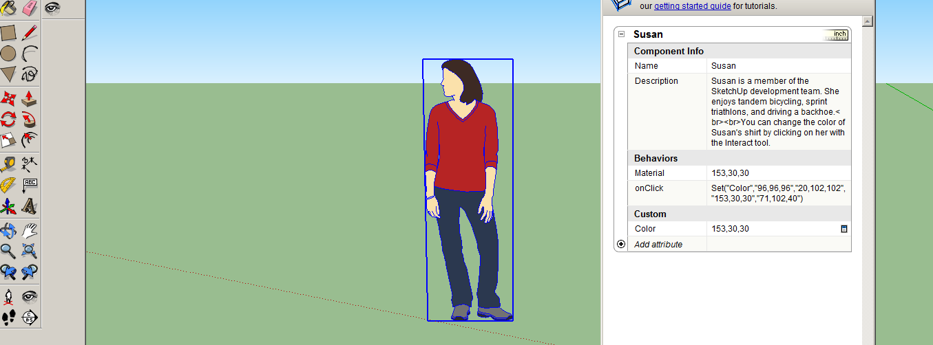 sketchup dynamic components tutorial