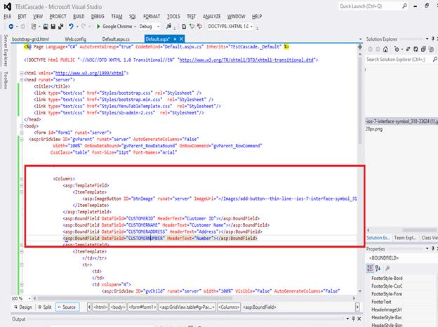 gridview in asp net c# tutorial