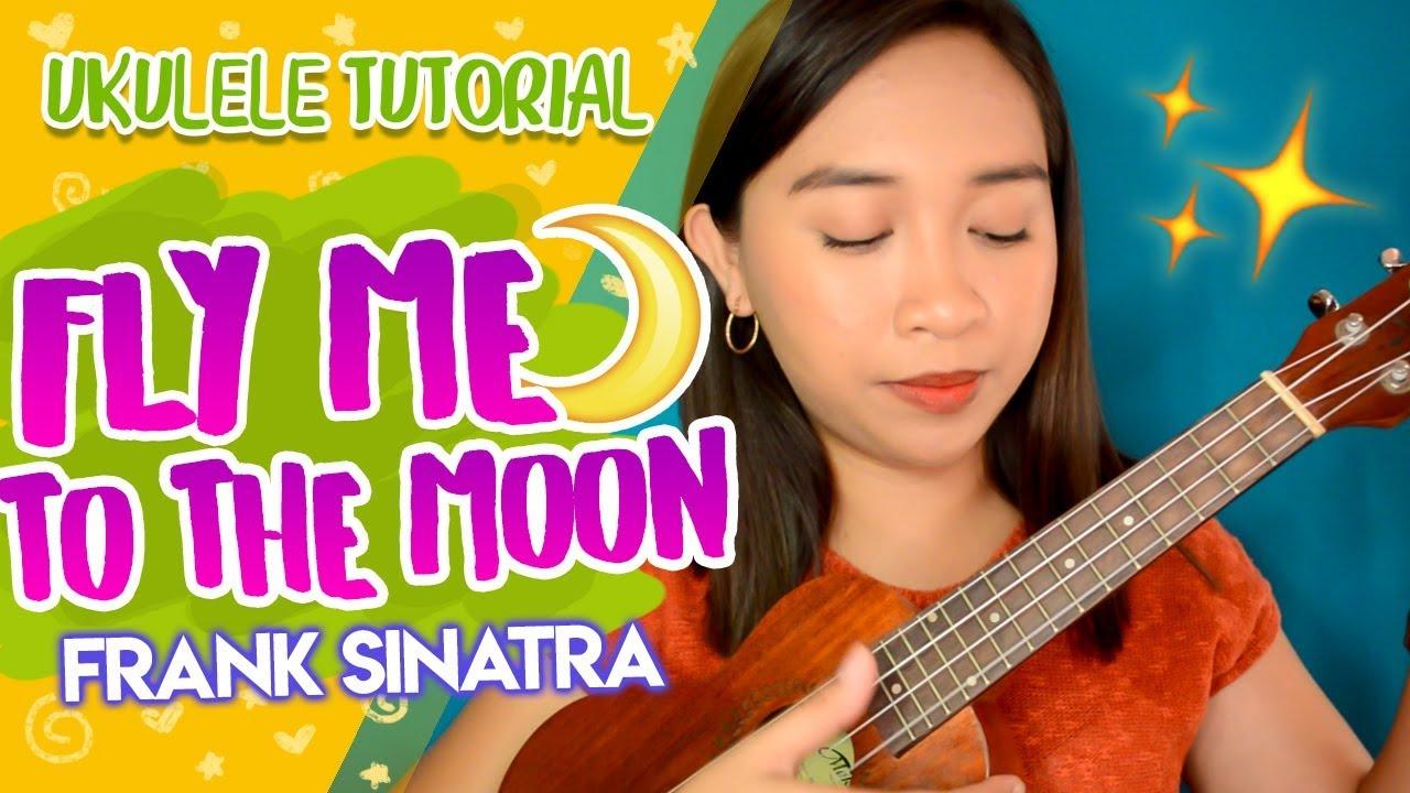 fly me to the moon ukulele tutorial
