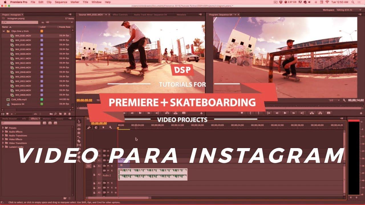 adobe premiere pro tutorial videos
