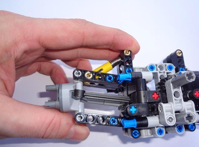 lego technic gears tutorial