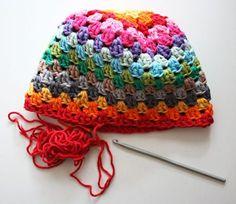 crochet rasta hat tutorial
