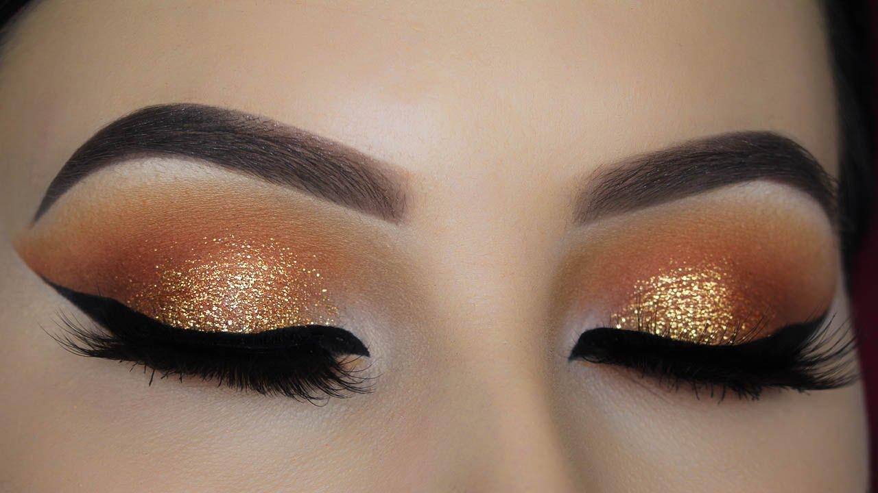 pink and black eyeshadow tutorial