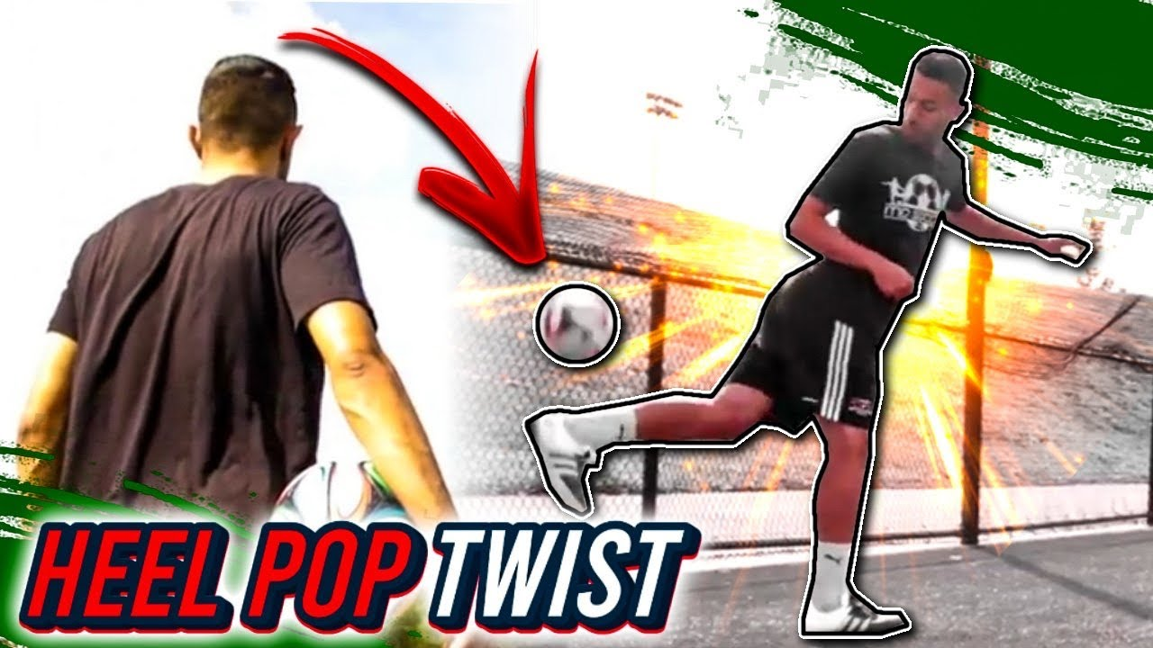 soccer freestyle tricks tutorial