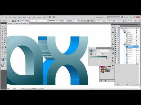 illustrator cs6 logo design tutorial