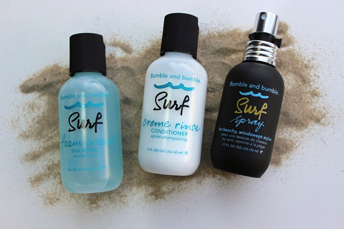 bumble and bumble surf spray tutorial