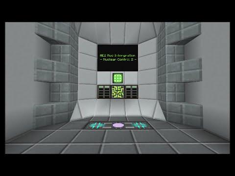 minecraft nuclear reactor tutorial