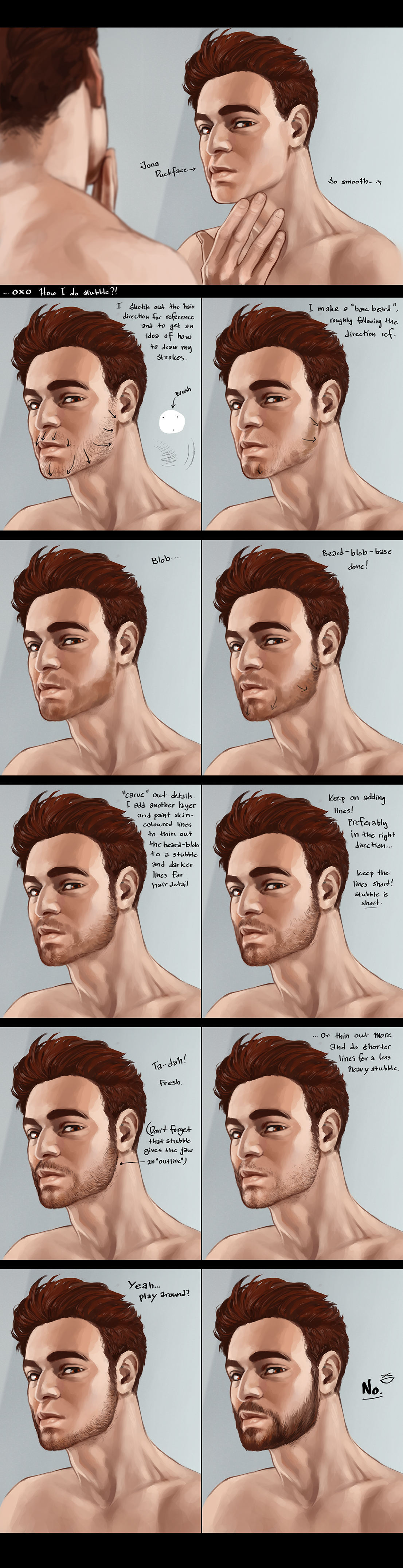 digital painting tutorial deviantart