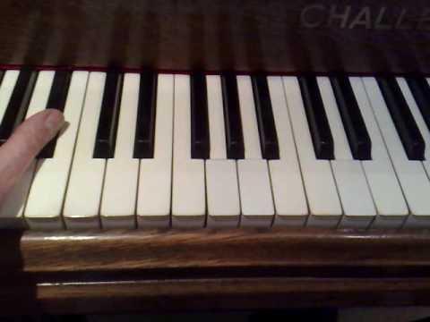 oh happy day piano tutorial