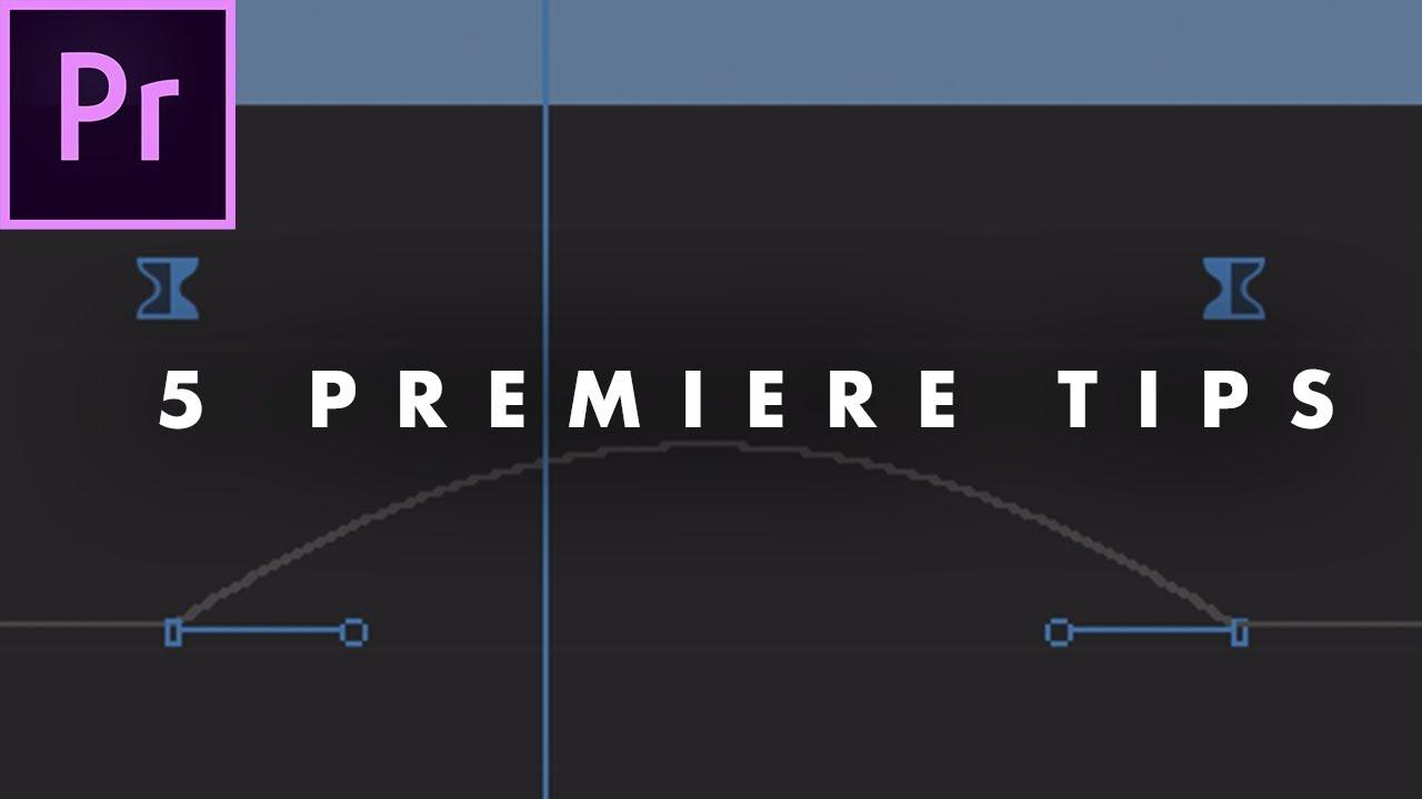 adobe premiere 2017 tutorial