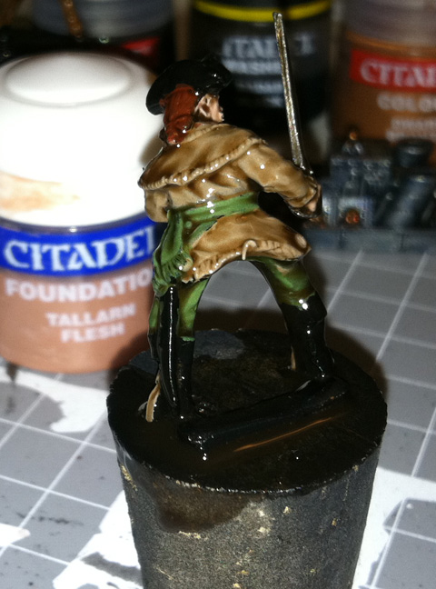army painter quick shade tutorial