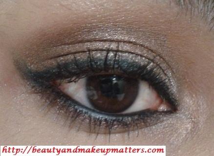 soft brown smokey eye makeup tutorial