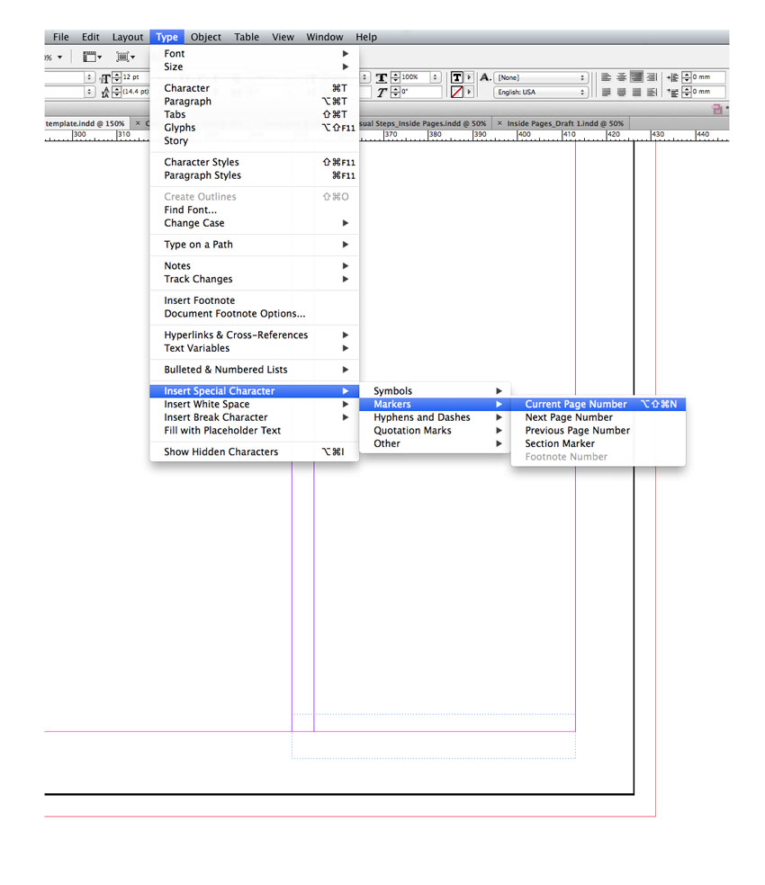 indesign cs6 tutorial master pages