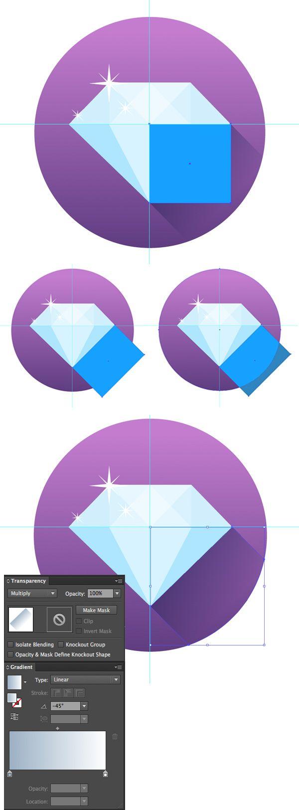 adobe illustrator icon tutorial