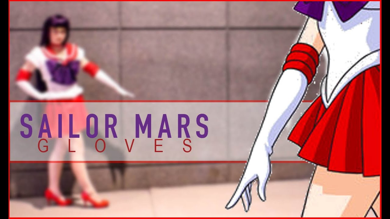 sailor mars cosplay tutorial