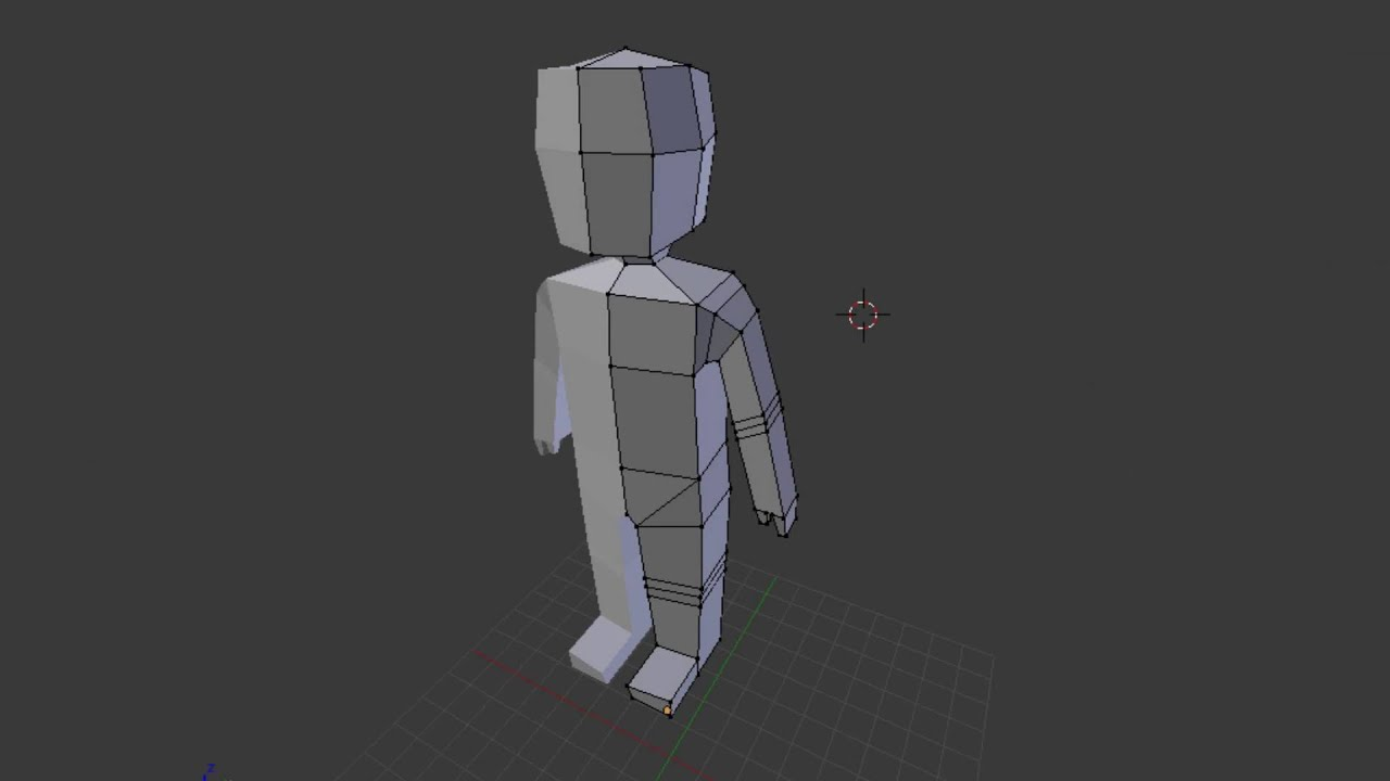 blender basic modeling tutorial