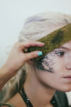 woodland fairy makeup tutorial