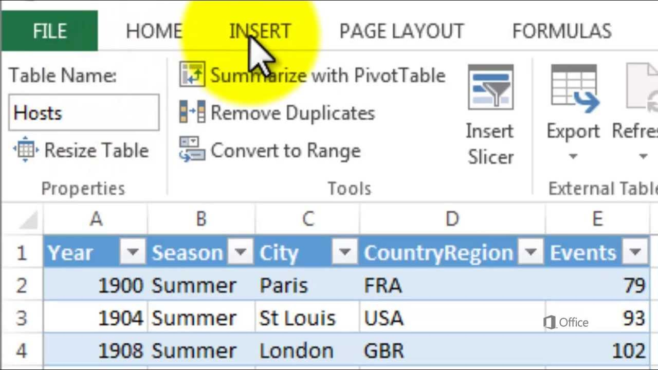 powerview excel 2013 tutorial