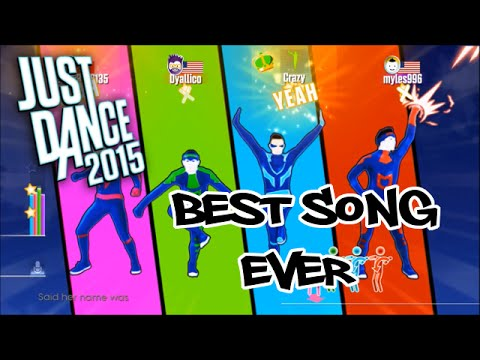 best song ever dance tutorial