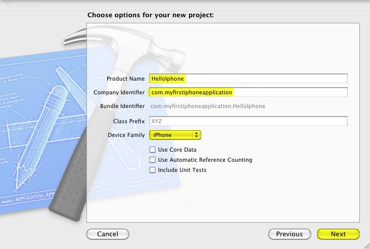 ios application development tutorial