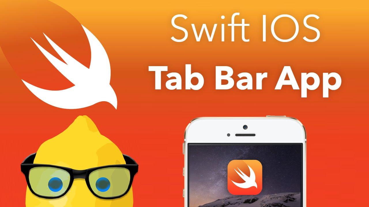 ios tab bar tutorial